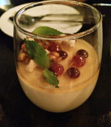 tahini pudding